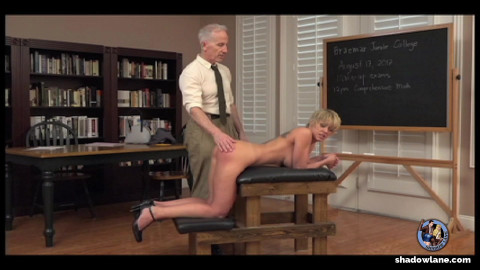Across the Spanking Bench